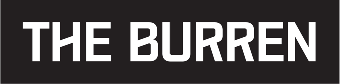 The Burren Pub Logo